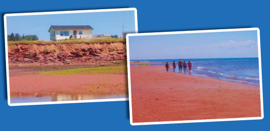 Visit us on the beautiful  Argyle Shore,  Prince Edward Island.